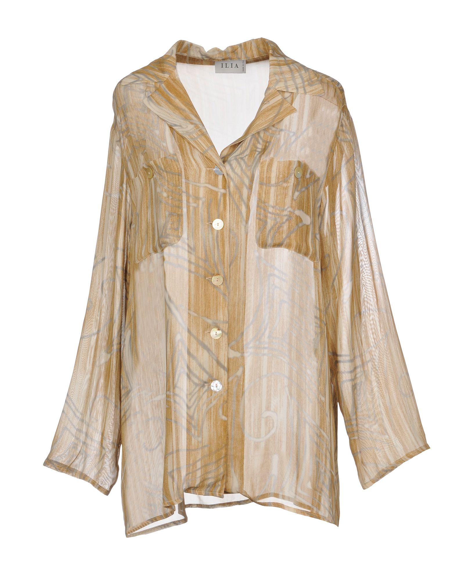 ILIA | ILIA Shirts 38767327 | Goxip