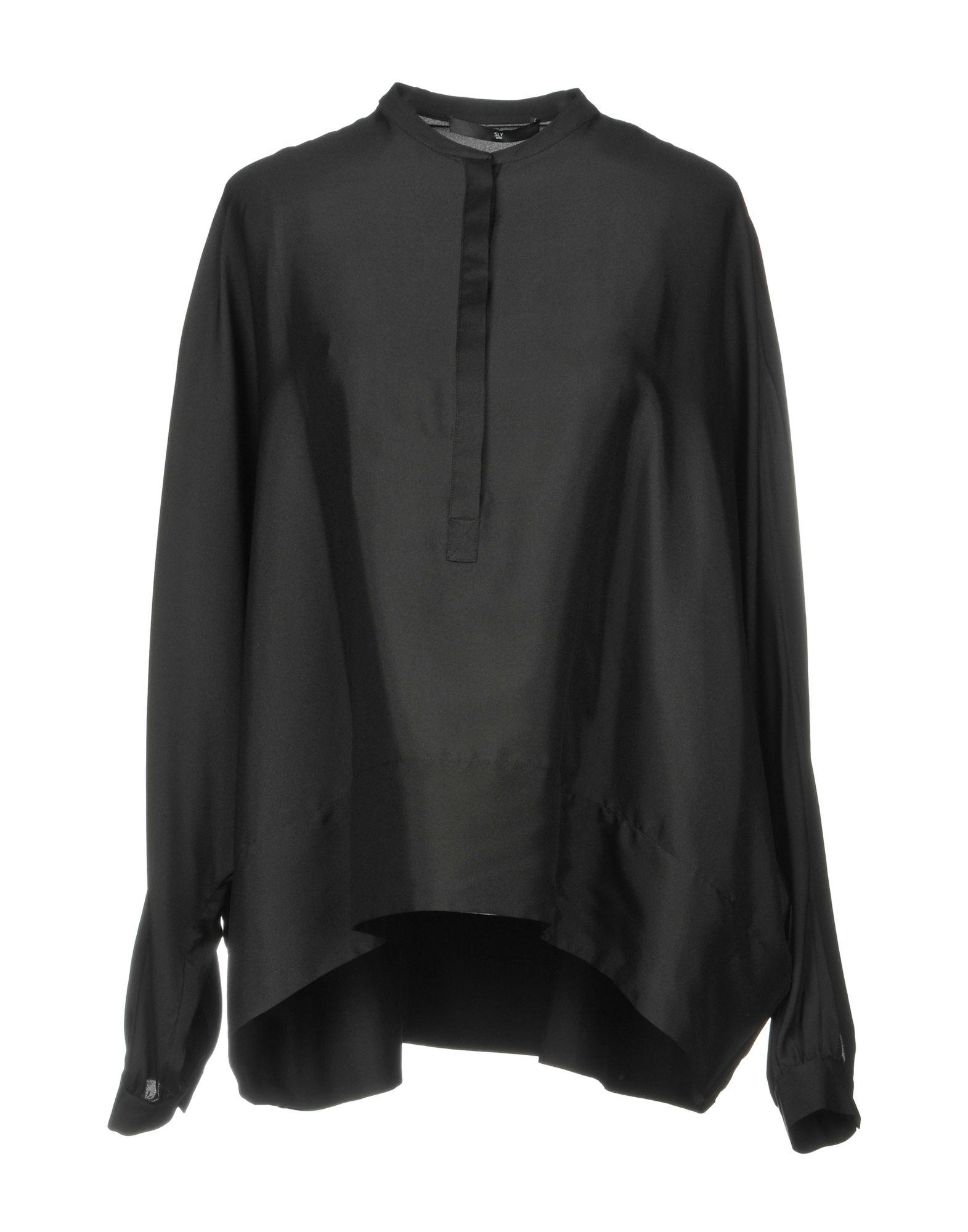 SLY010 Pубашка цена 2017