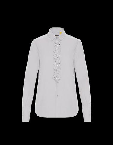 MONCLER SHIRT - Long-sleeved shirts - women