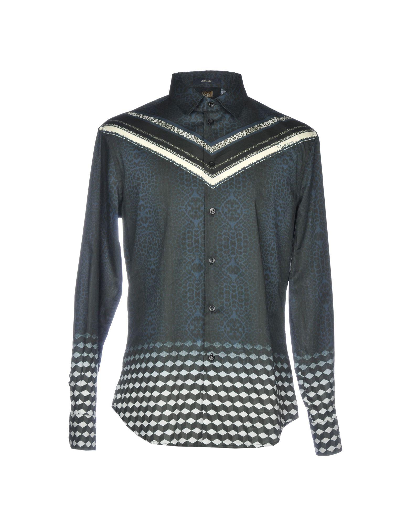 CAVALLI CLASS Pубашка цена 2017