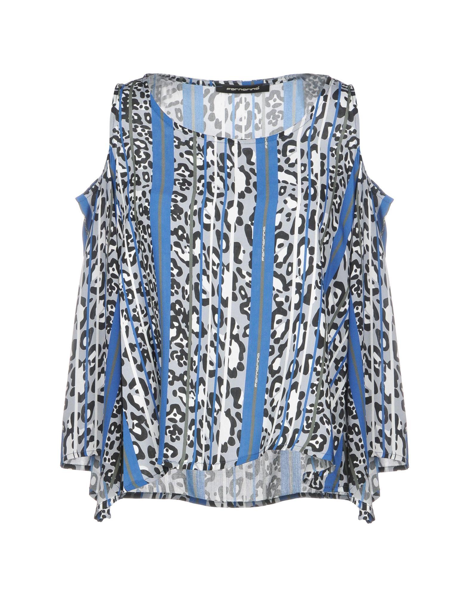 FORNARINA Блузка куртка fornarina fornarina fo019ewapzn3