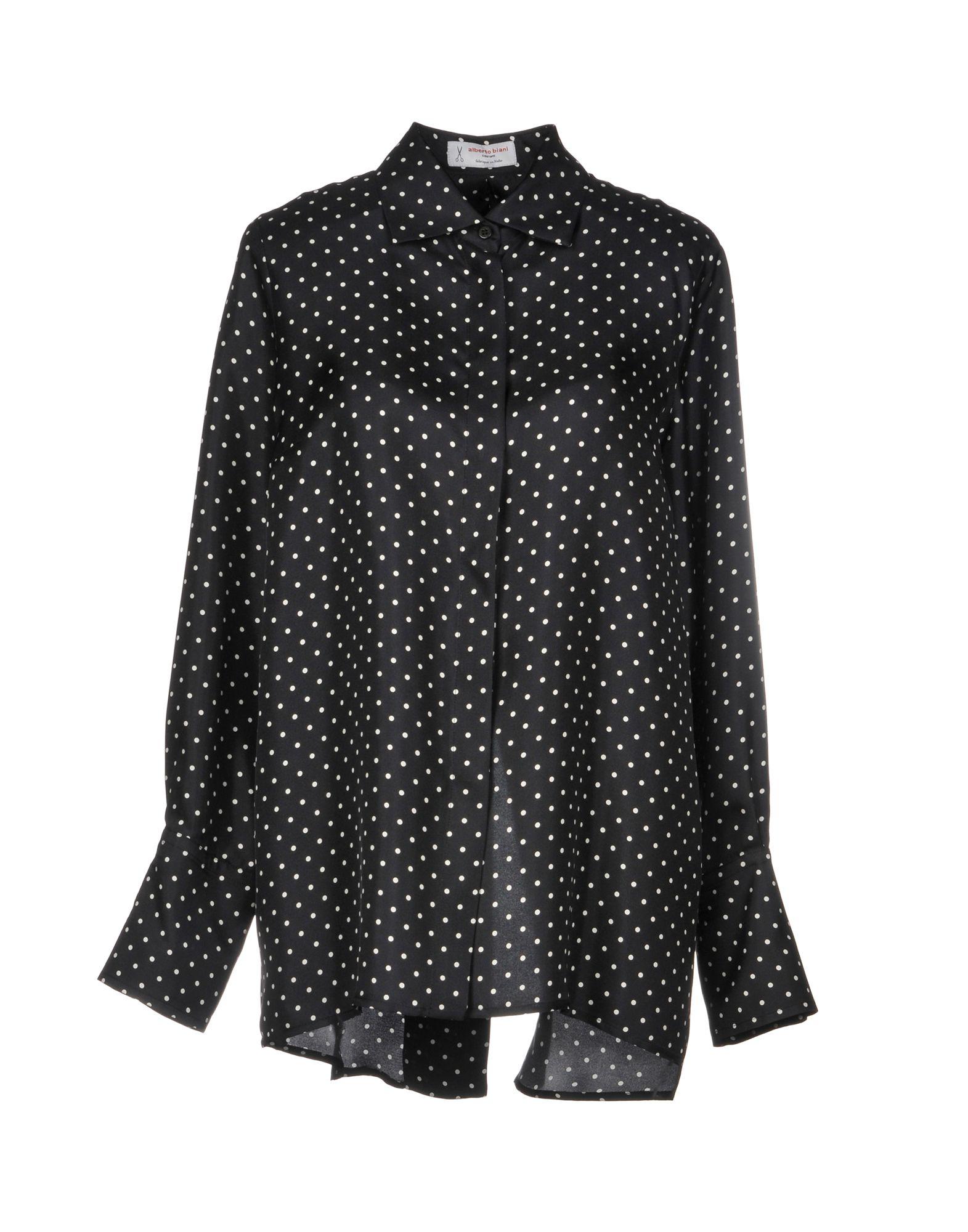 Alberto Biani Patterned shirts & blouses