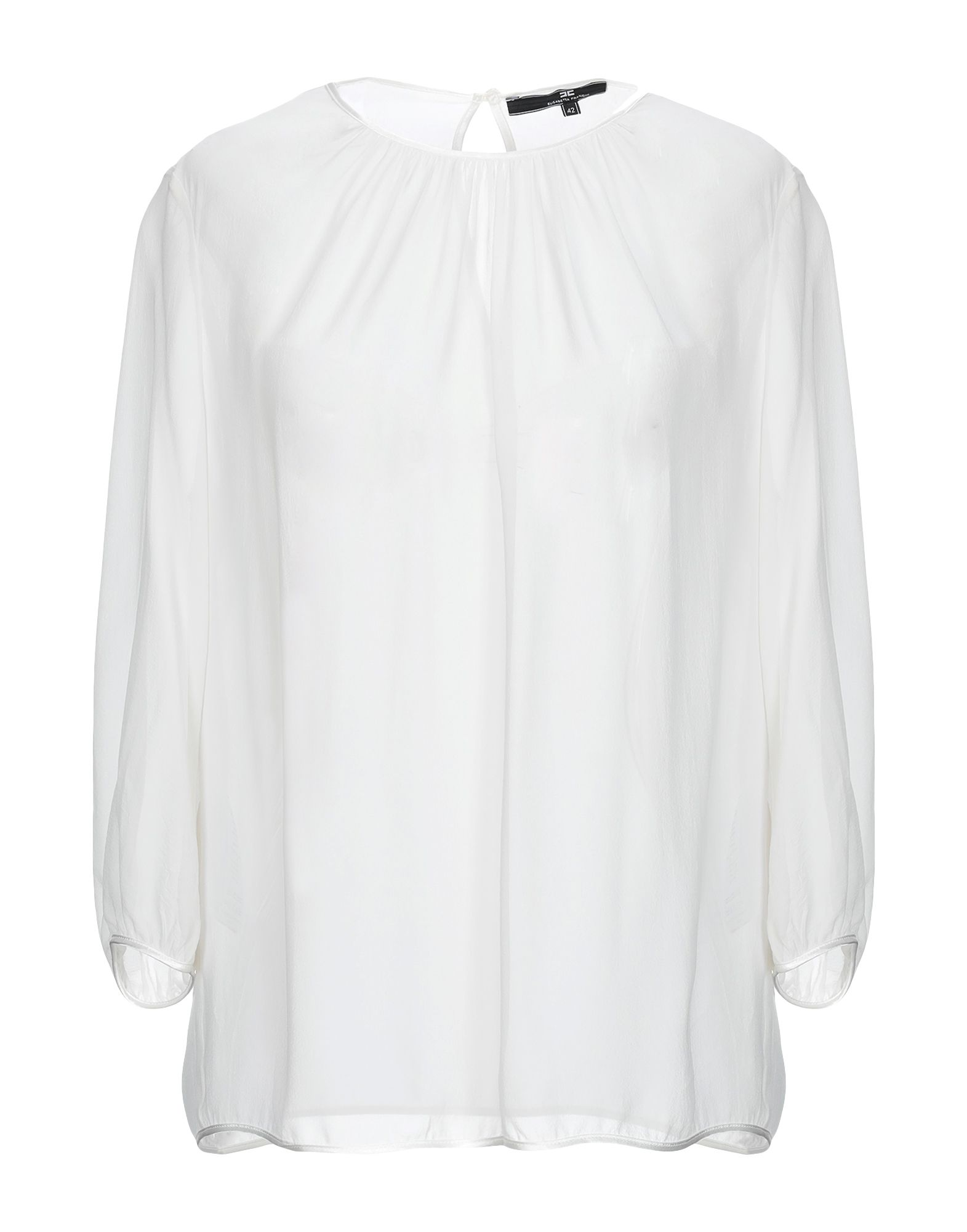 ELISABETTA FRANCHI 24 ORE Блузка elisabetta franchi 24 ore pубашка