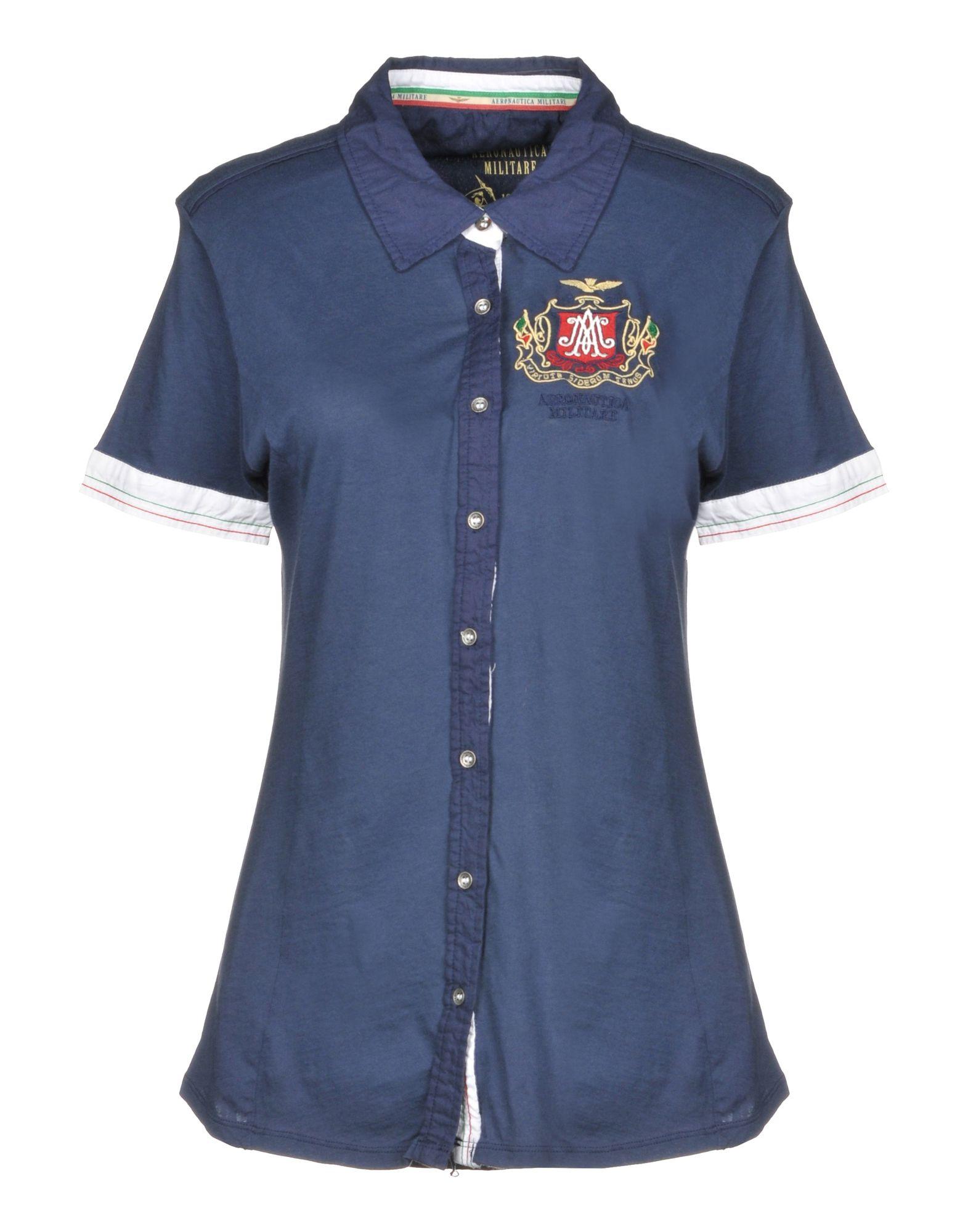 AERONAUTICA MILITARE | AERONAUTICA MILITARE Shirts | Goxip