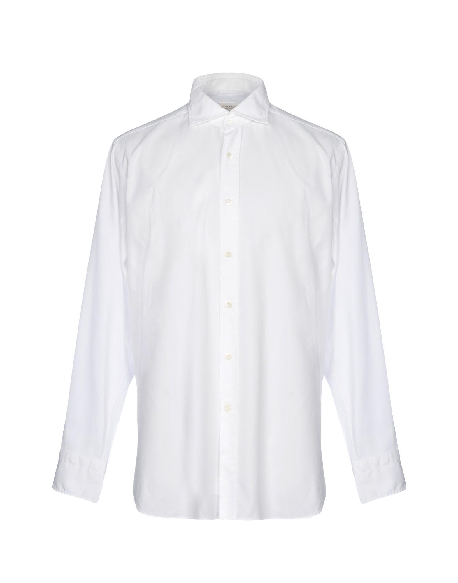 GUGLIELMINOTTI Pубашка delusion pубашка
