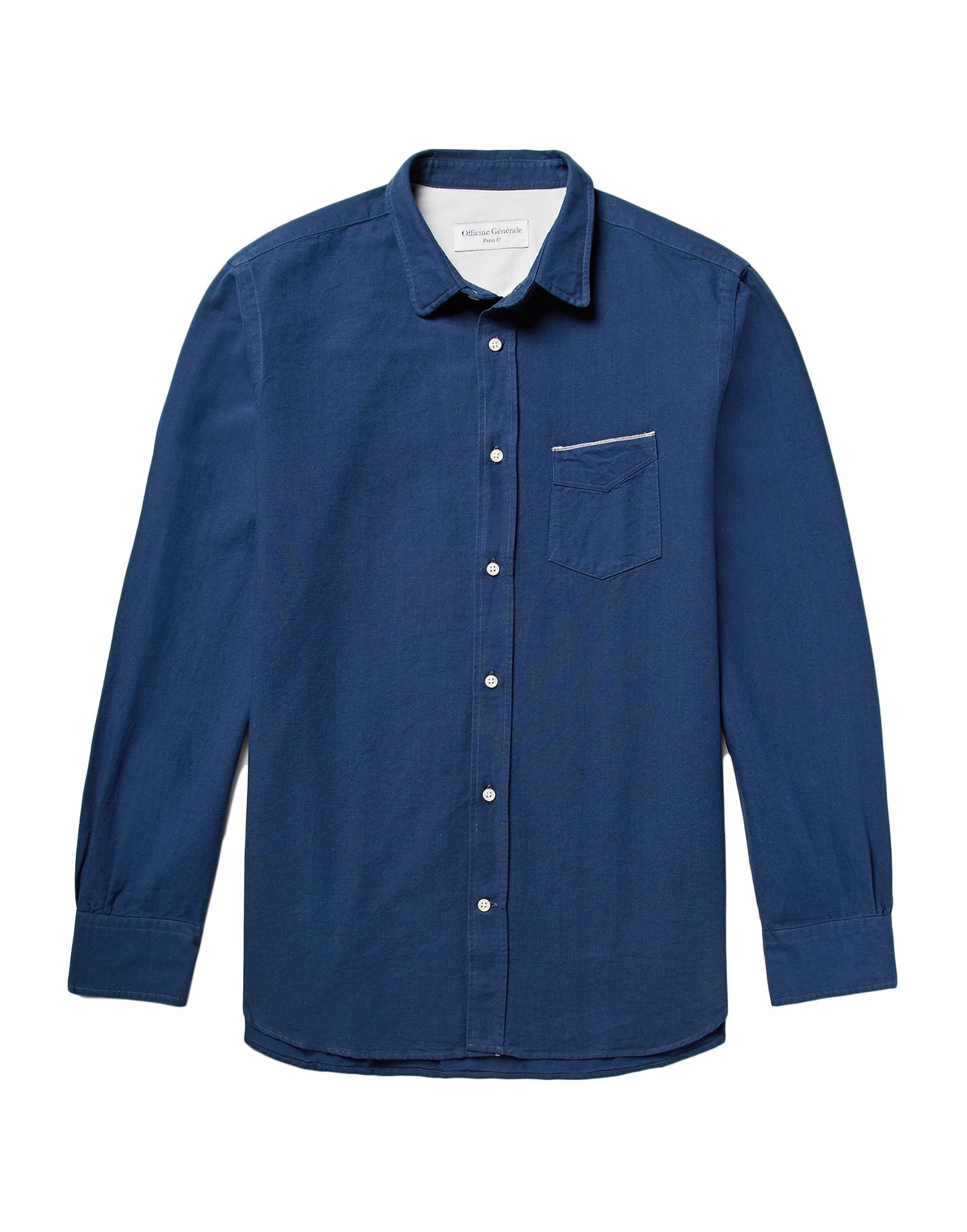 OFFICINE GENERALE PARIS 6E | OFFICINE GÉNÉRALE Paris 6e Shirts | Goxip