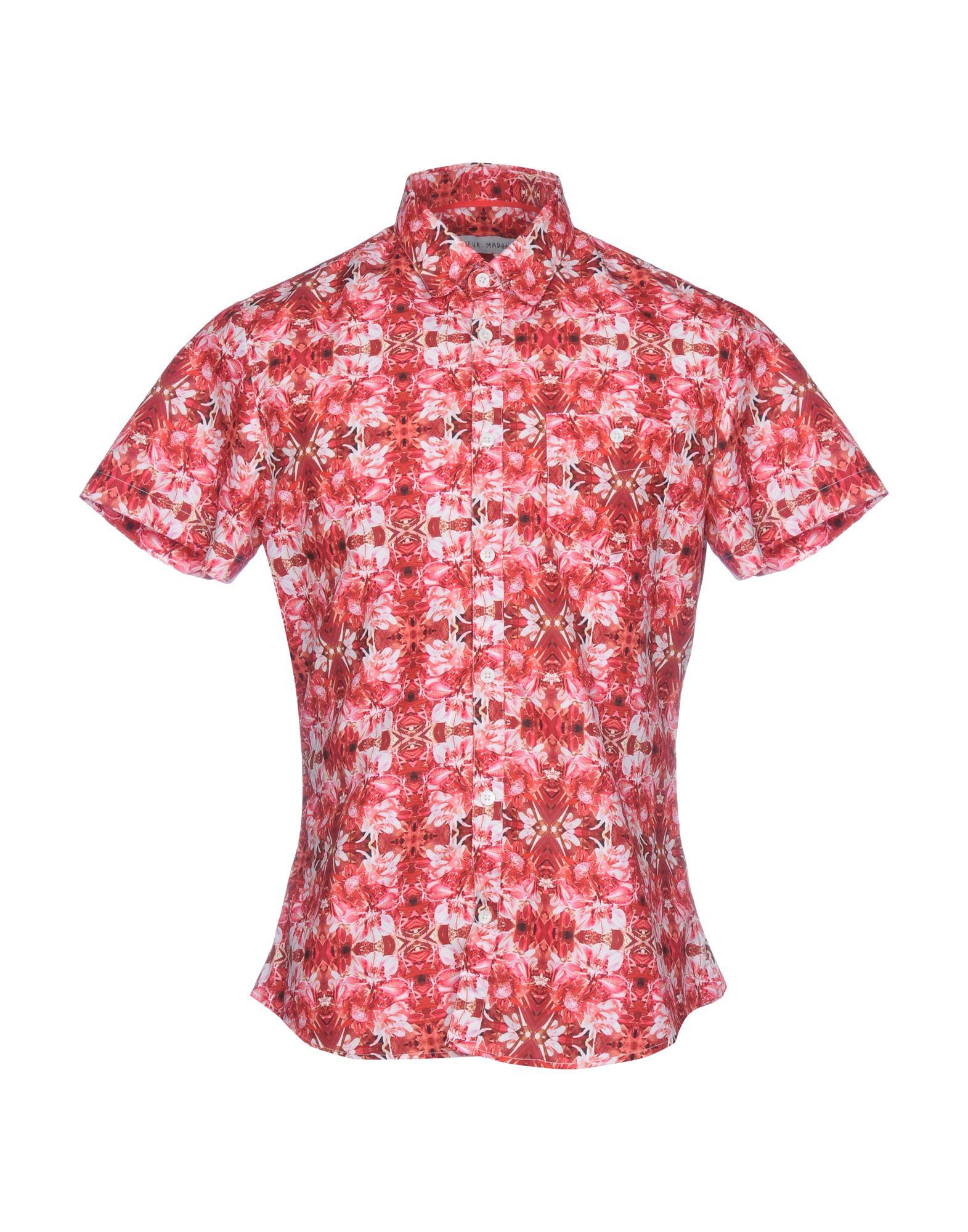 MONSIEUR MADONE Pубашка цены онлайн