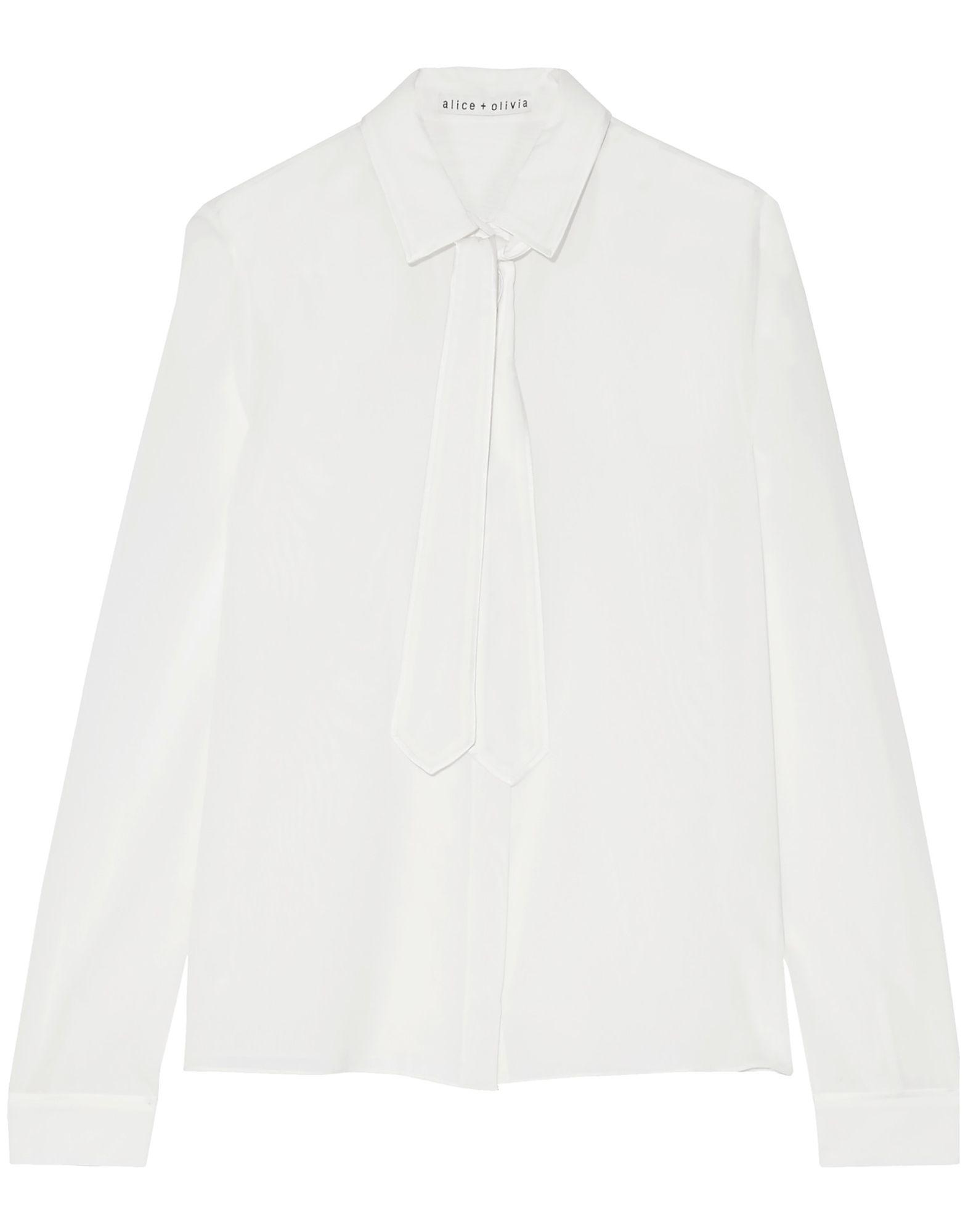 цена на ALICE + OLIVIA Pубашка