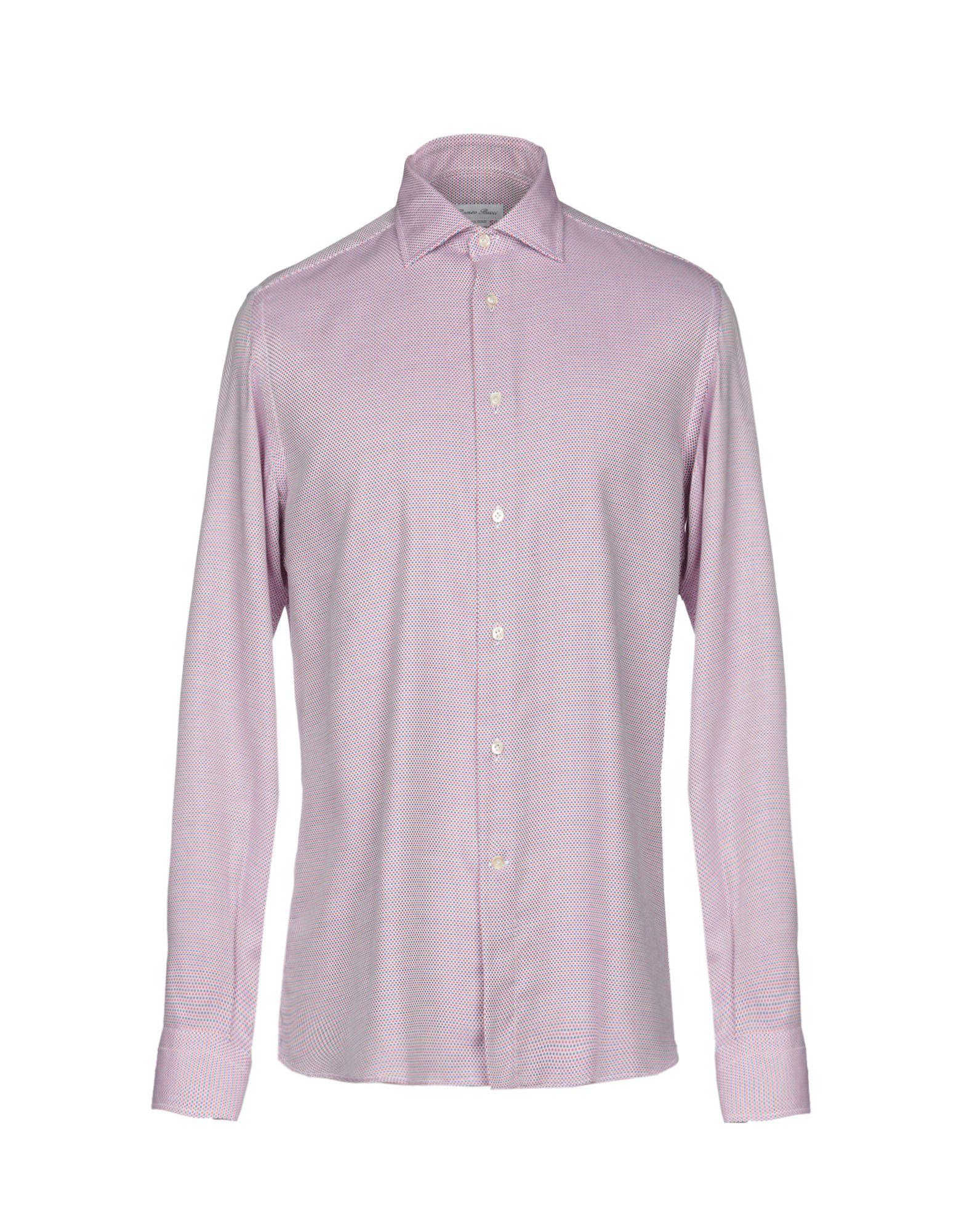 ROMEO BUCCI | ROMEO BUCCI Shirts 38773074 | Goxip