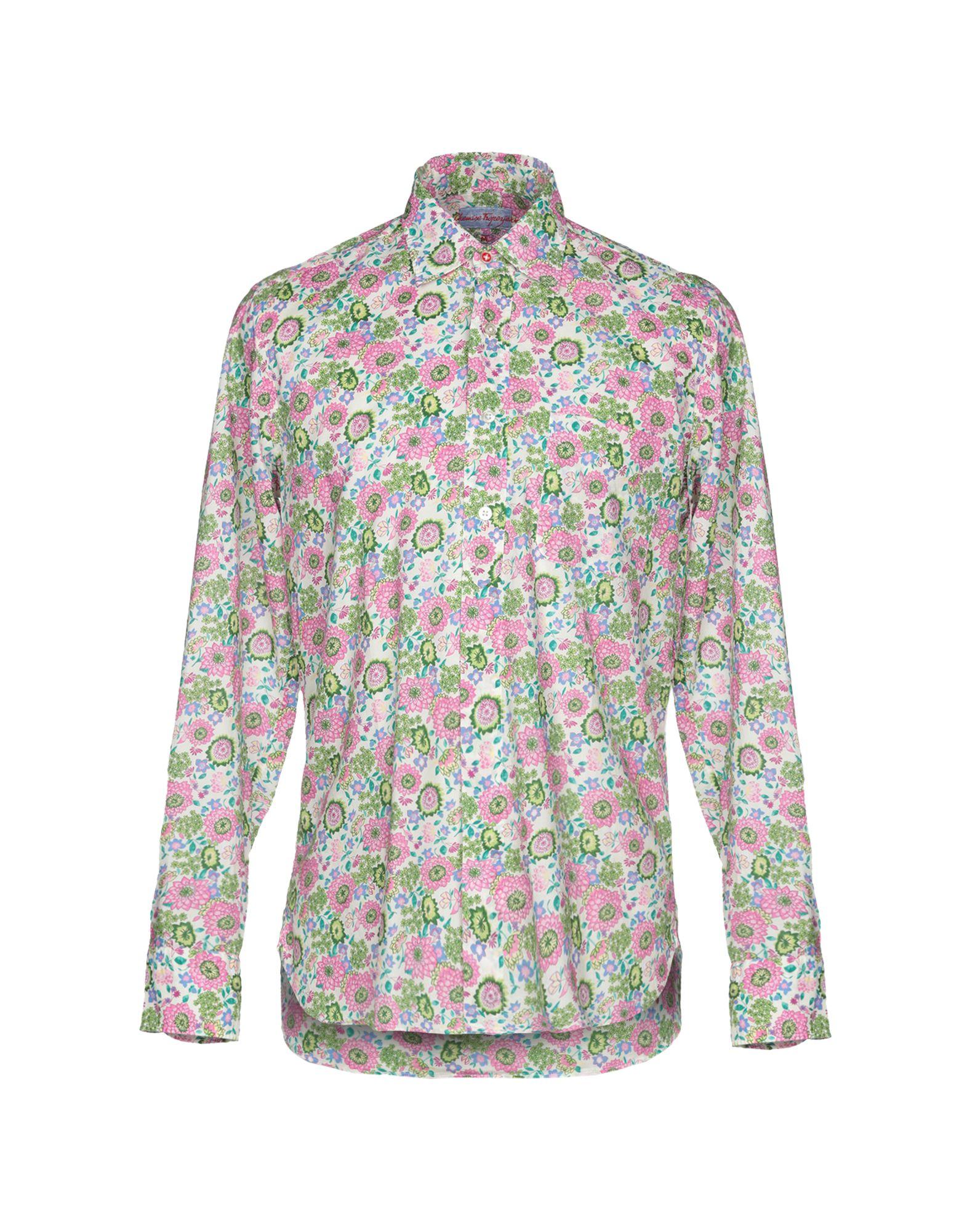 LA CHEMISE TROPÉZIENNE Pубашка passion gill chemise