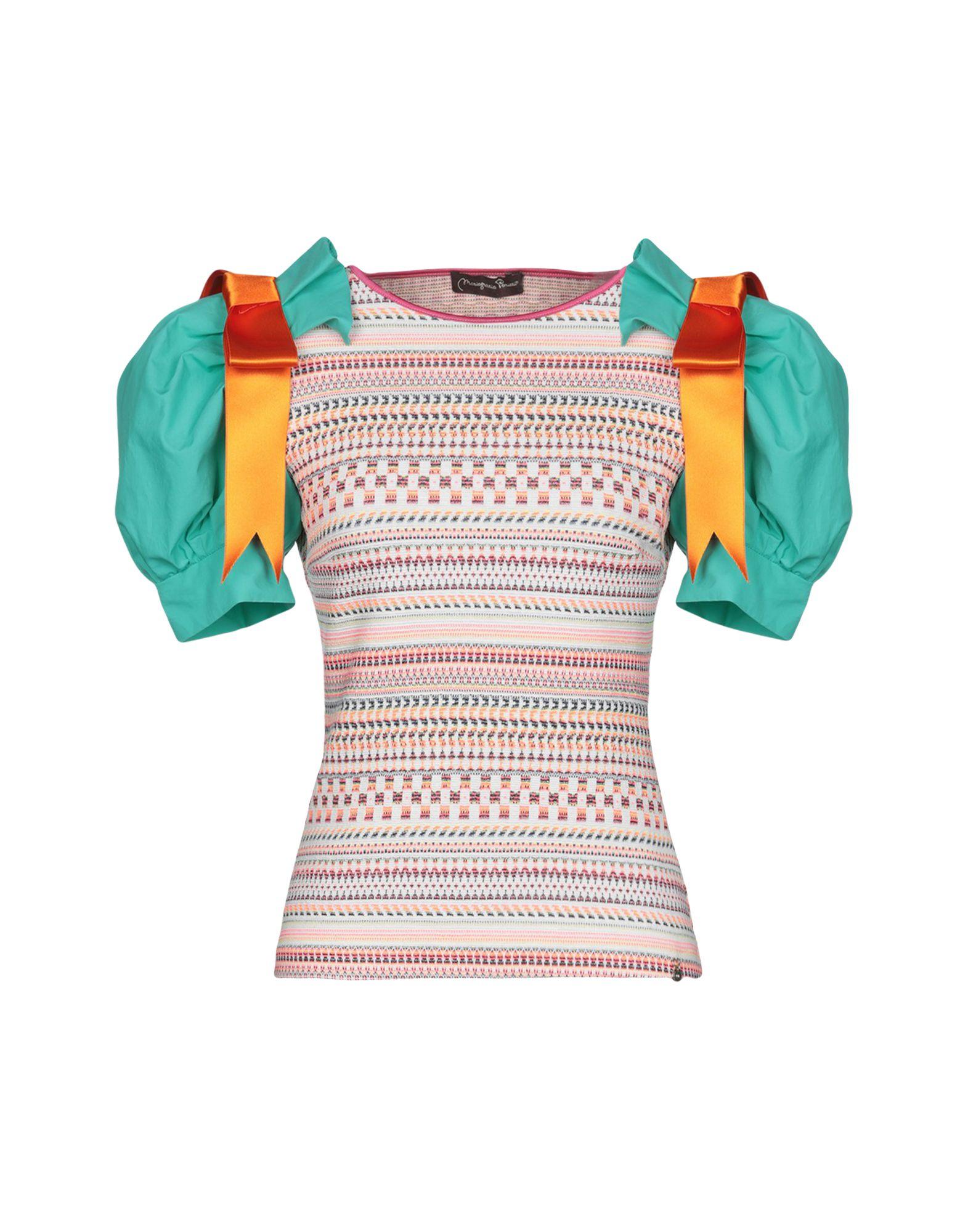 MARIAGRAZIA PANIZZI Блузка цена 2017