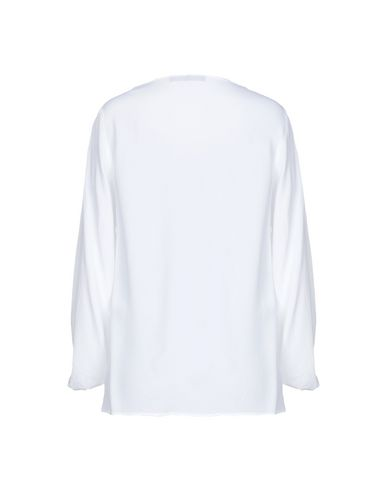 Фото 2 - Женскую блузку KATIA G. белого цвета