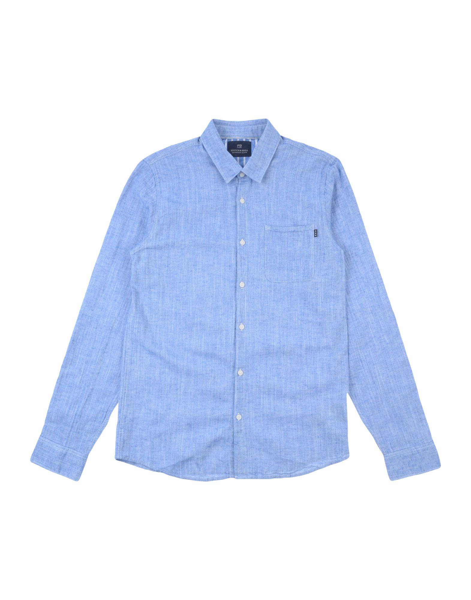SCOTCH & SODA | SCOTCH & SODA Shirts | Goxip
