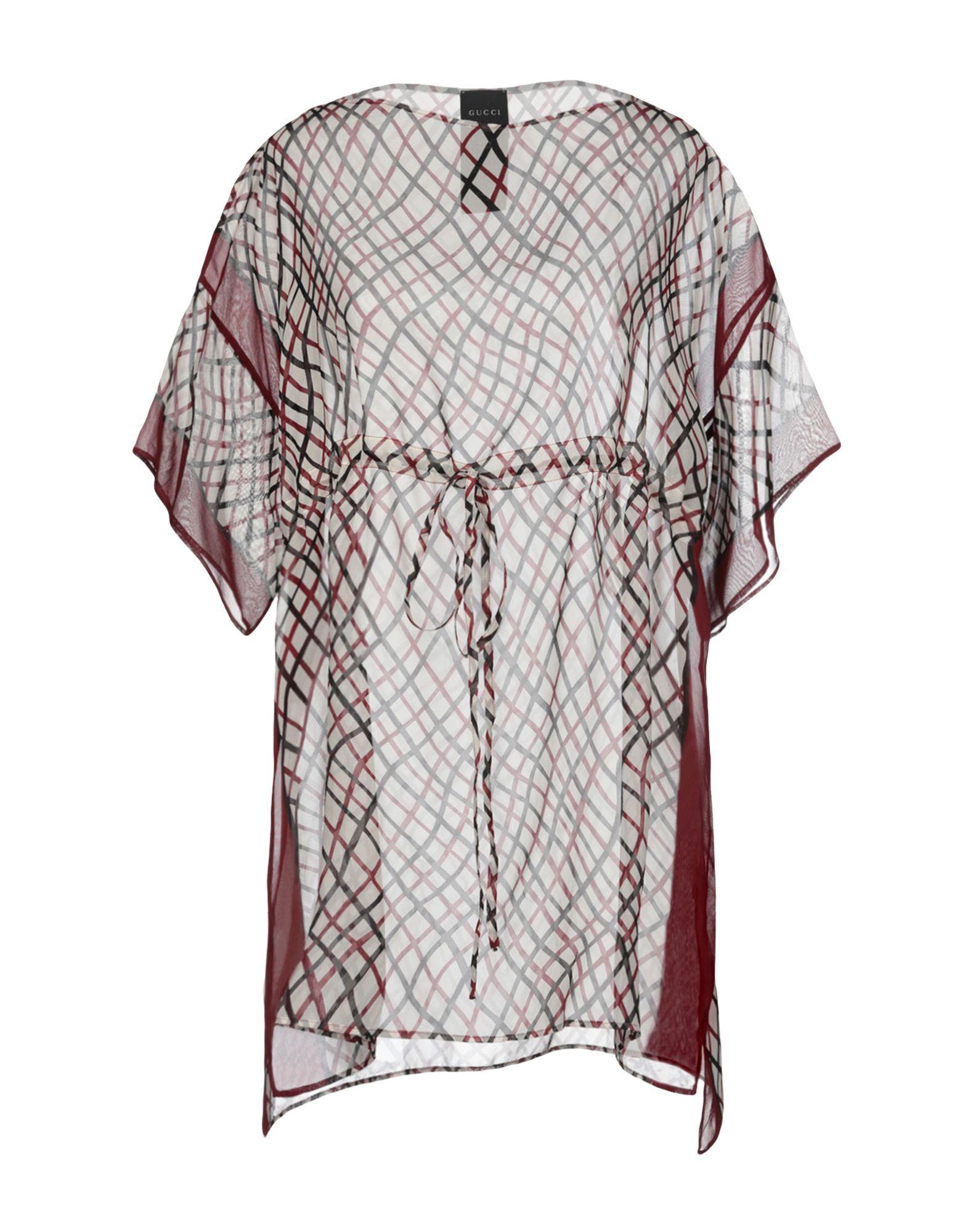 GUCCI Блузка gucci розовая блузка oversize