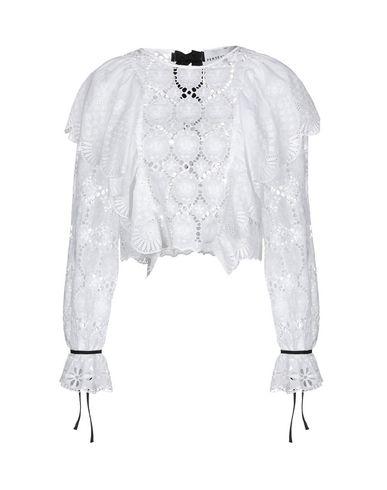 Фото - Женскую блузку PERSEVERANCE белого цвета