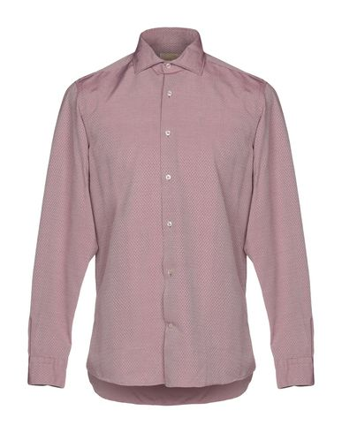 Фото - Pубашка от RIVIERA Milano пастельно-розового цвета