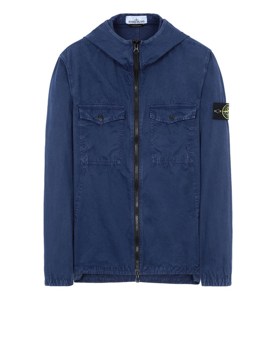 STONE ISLAND OVERSHIRT 111WN T.CO+OLD
