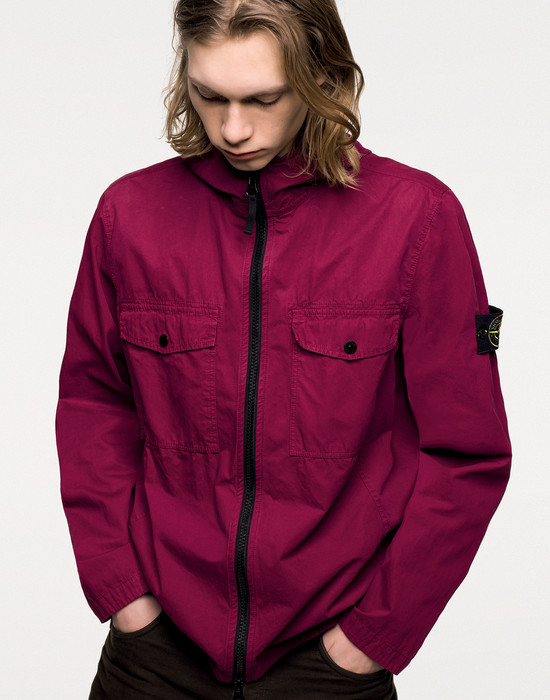 38776600nn - OVER SHIRTS STONE ISLAND