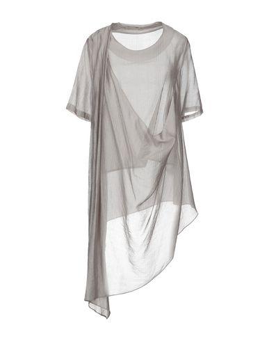 Фото - Женскую блузку COLOUR 5 POWER серого цвета