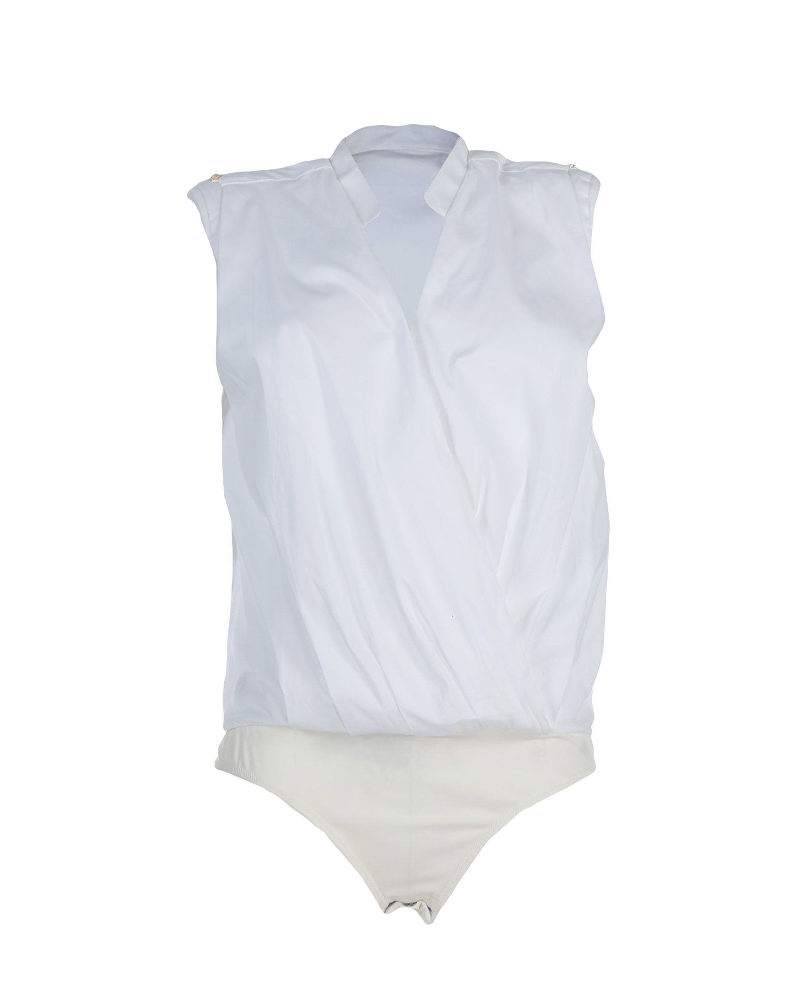 ELISABETTA FRANCHI JEANS Блузка цены онлайн