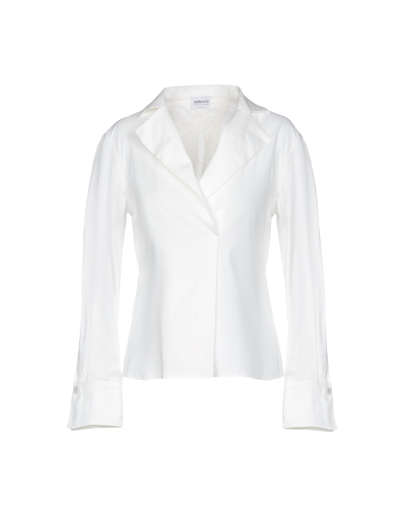 ARMANI COLLEZIONI Блузка цены онлайн