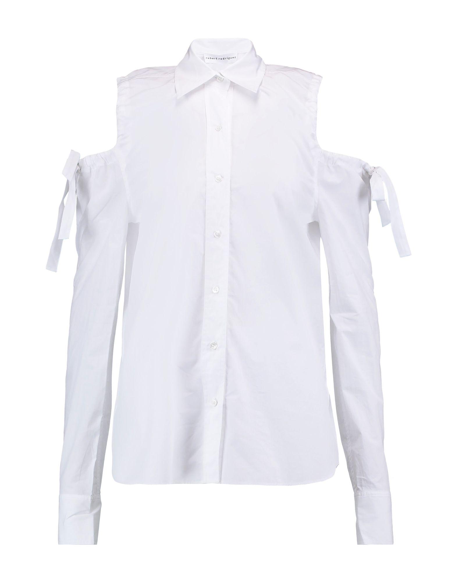 ROBERT RODRIGUEZ Pубашка robert rodriguez юбка до колена