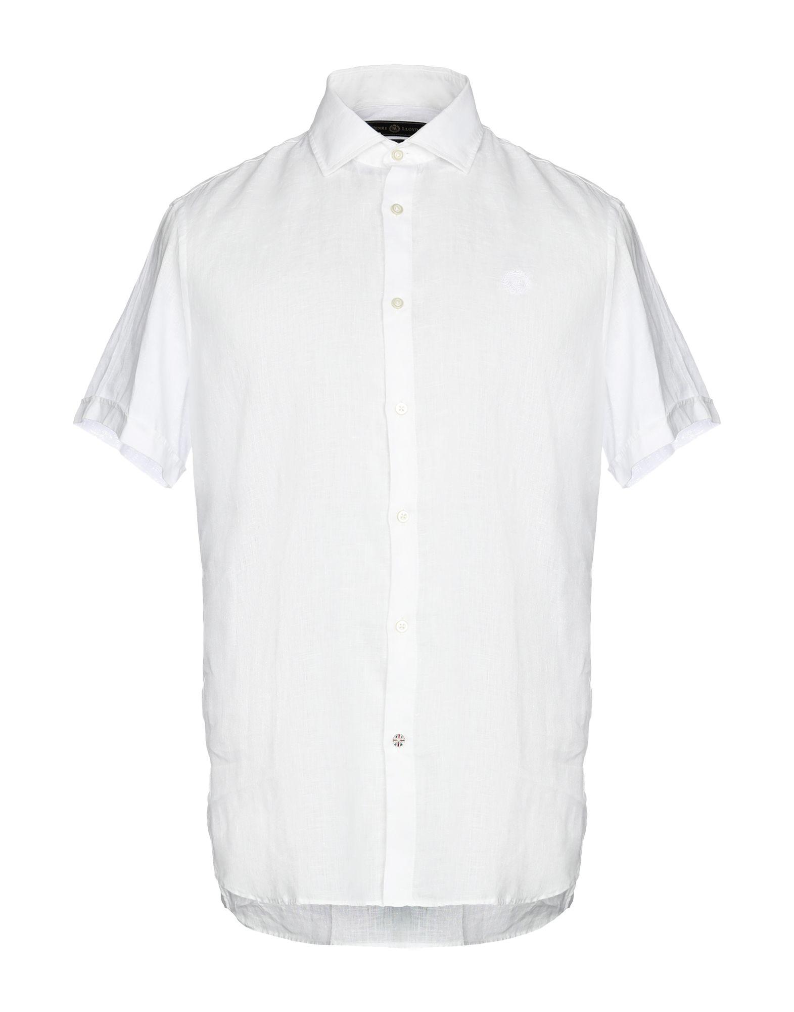 HENRI LLOYD Pубашка