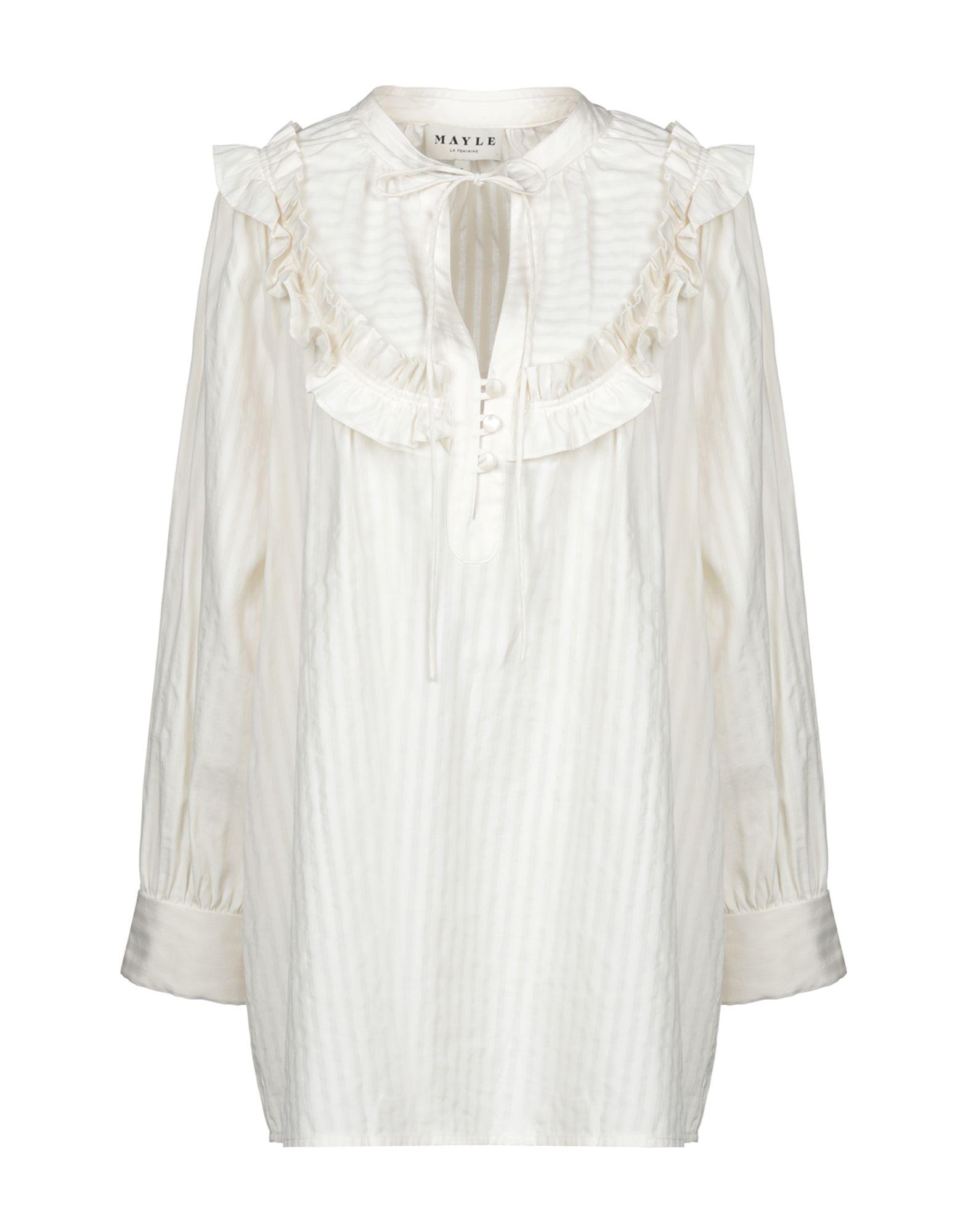 MAYLE Блузка ткань