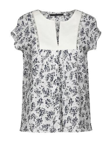 Фото - Женскую блузку LAMANTINE белого цвета