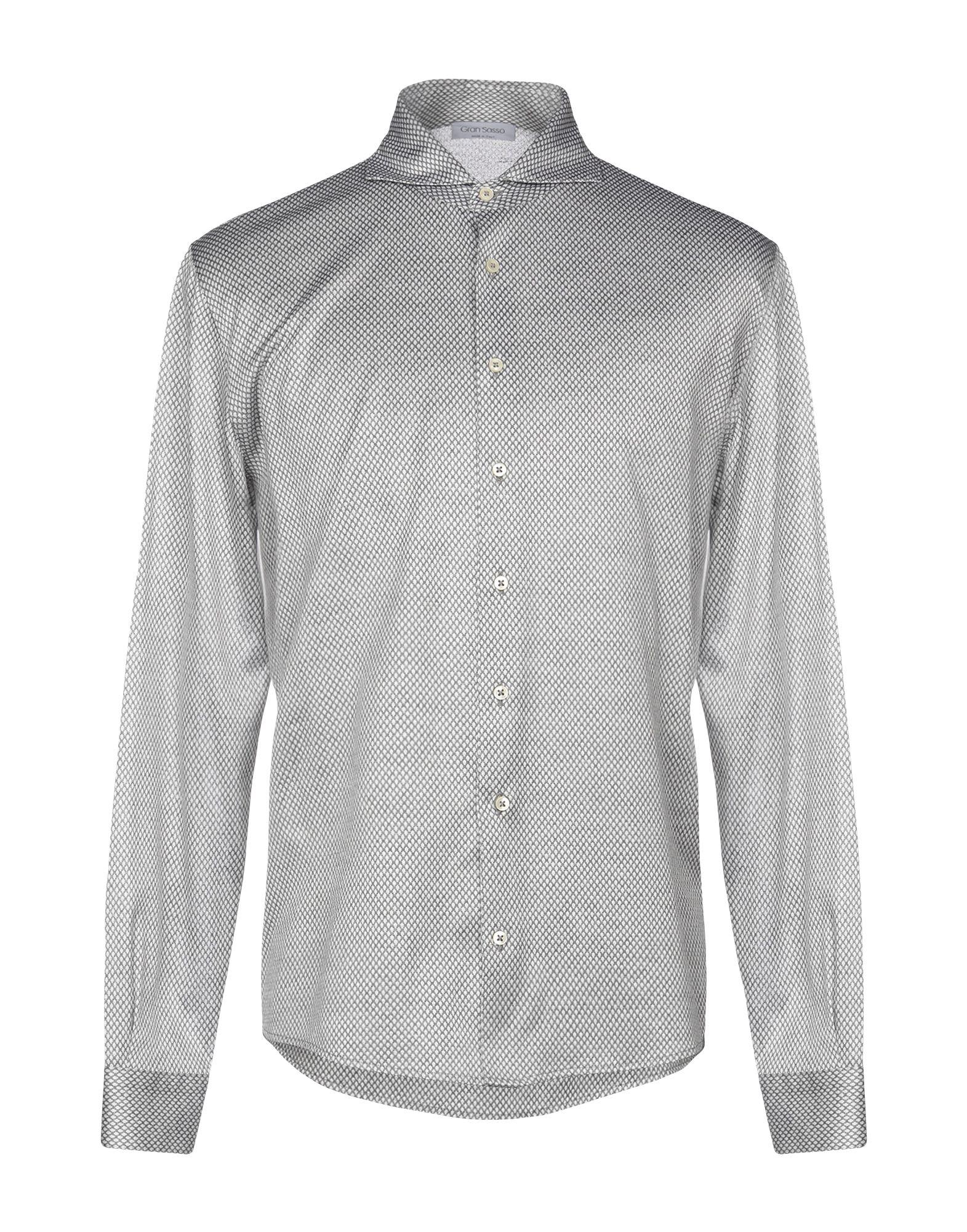 GRAN SASSO Pубашка gran sasso pубашка