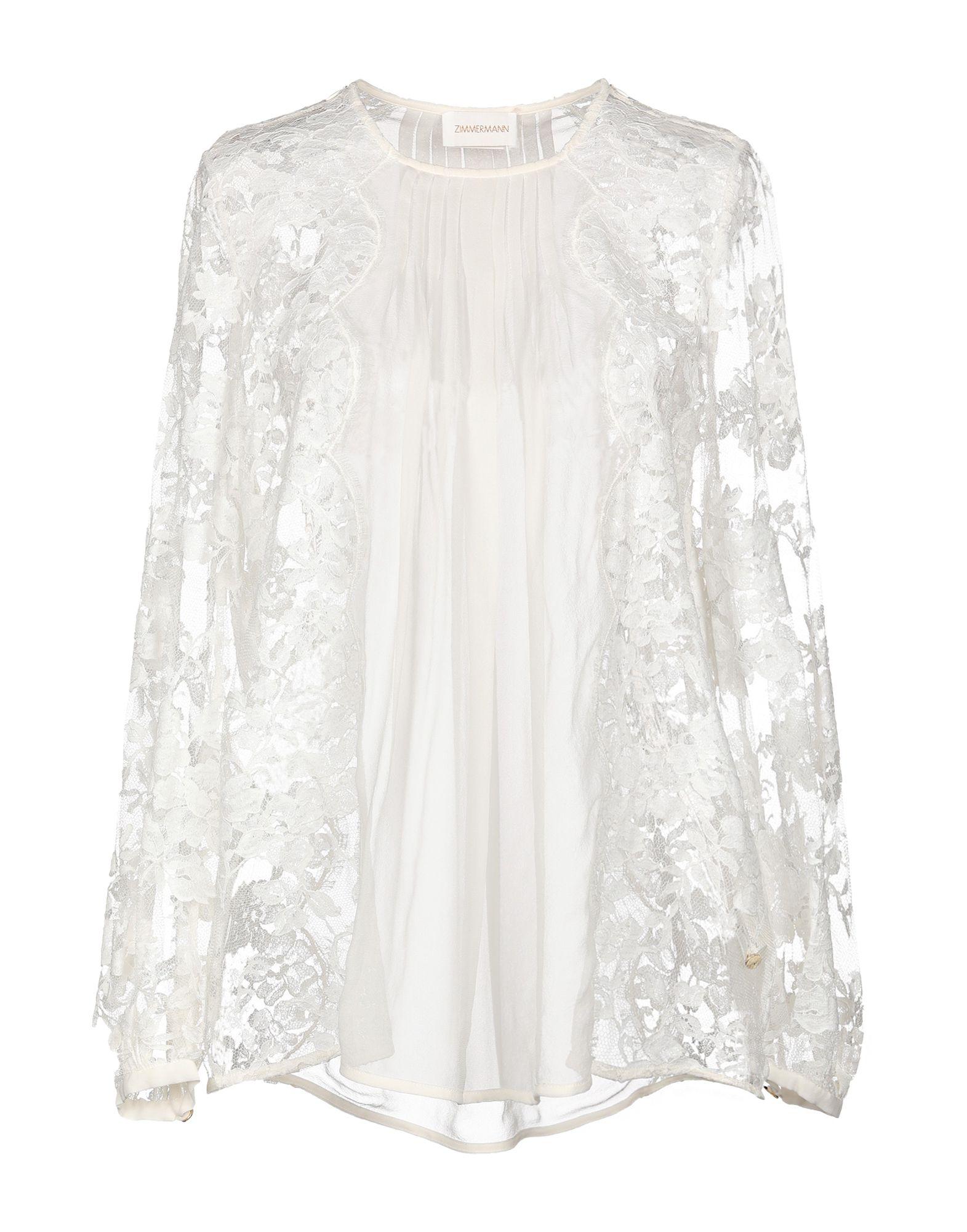 ZIMMERMANN Блузка блузка zimmermann