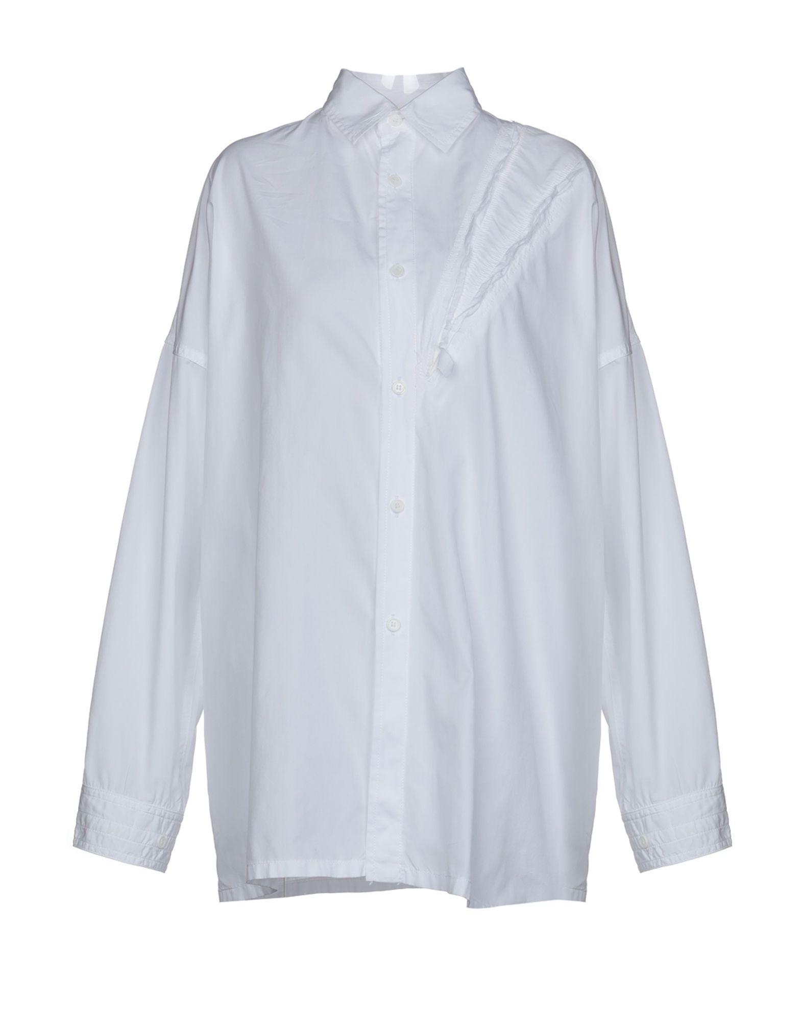 B YOHJI YAMAMOTO Pубашка b yohji yamamoto короткое платье