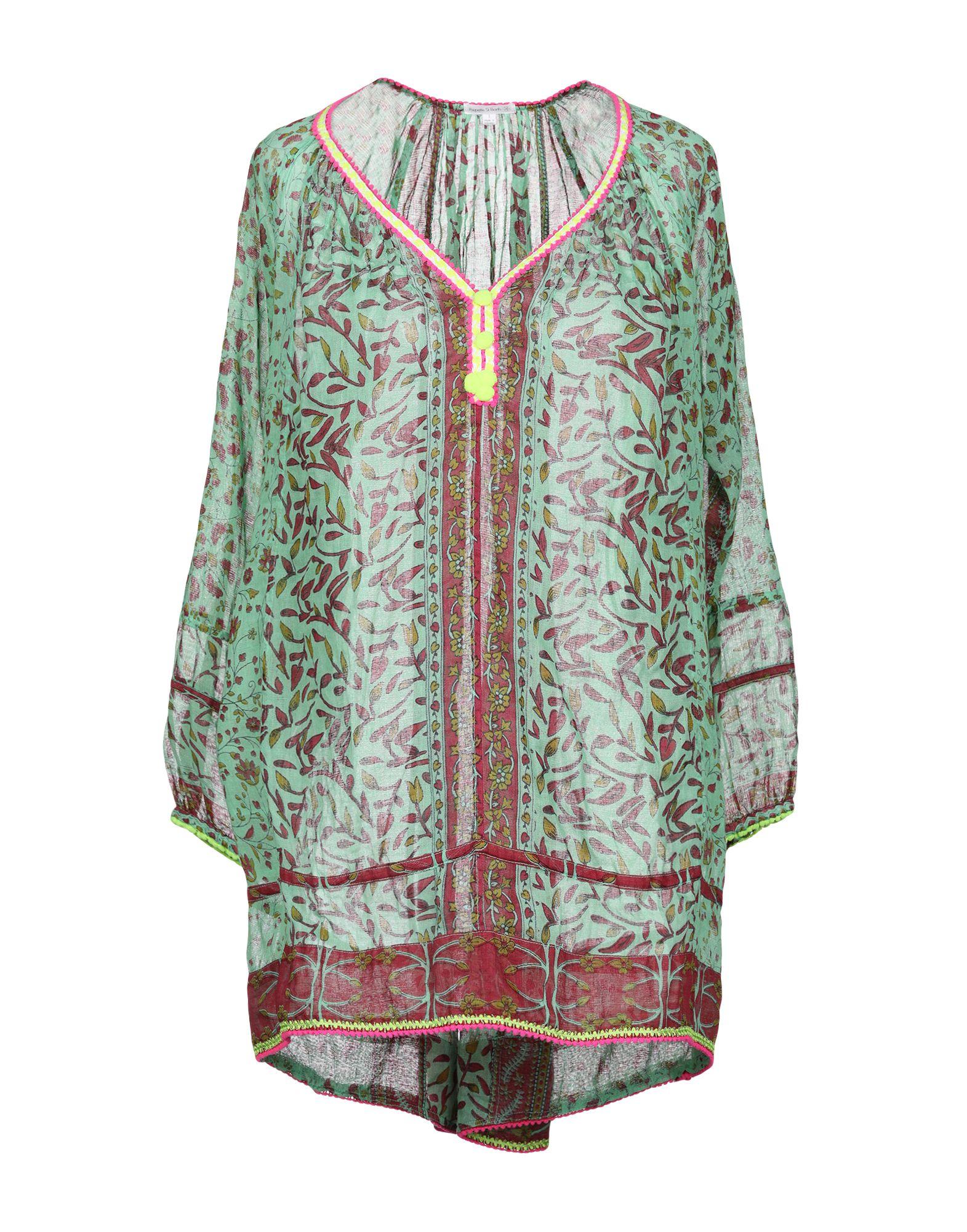 POUPETTE ST BARTH Блузка free in st barth повседневные шорты