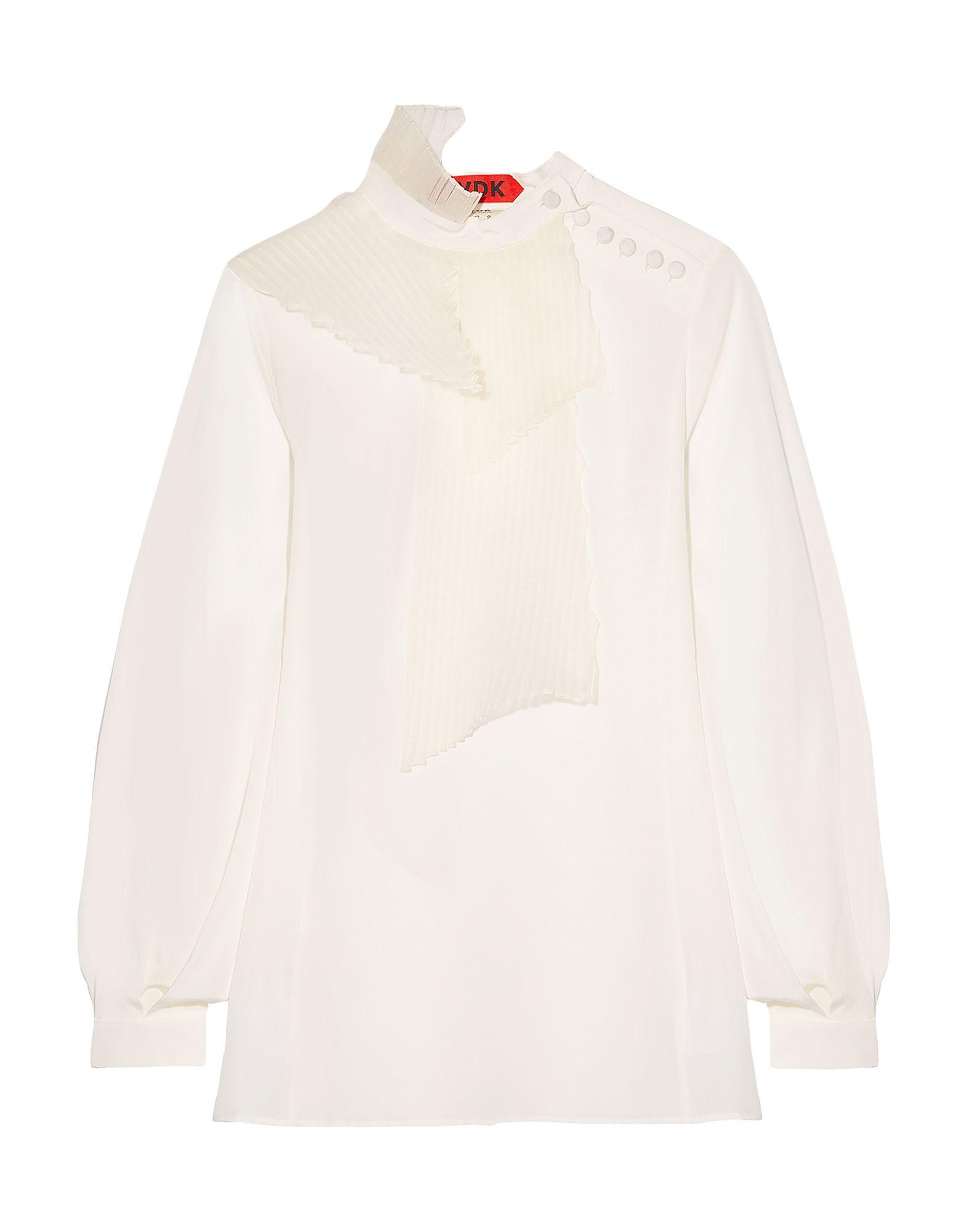 RONALD VAN DER KEMP Блузка michael van der ham блузка