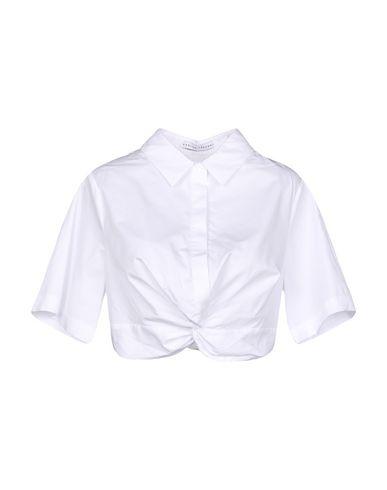 Фото - Pубашка от ENGLISH FACTORY белого цвета