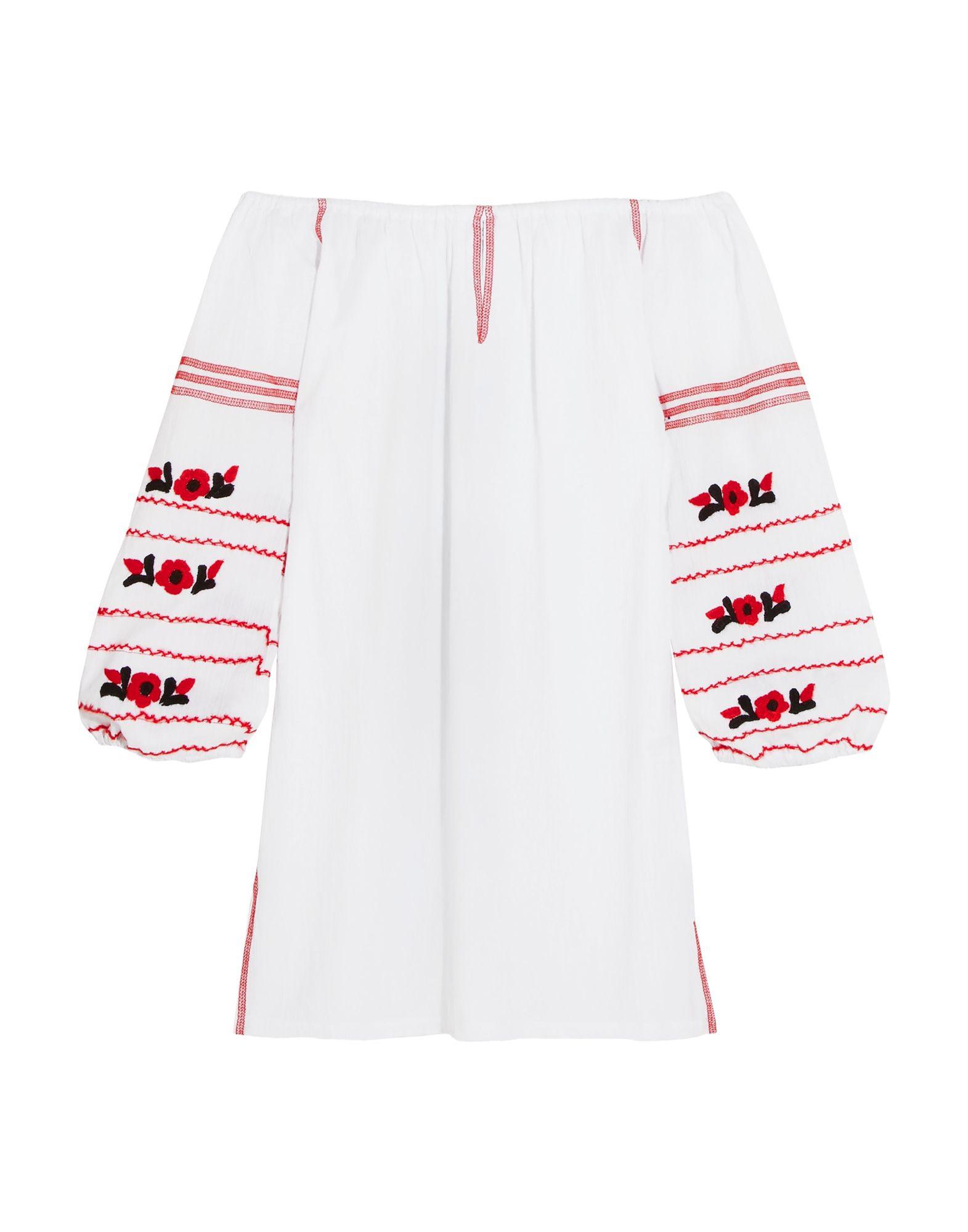 SENSI STUDIO Короткое платье цена 2017