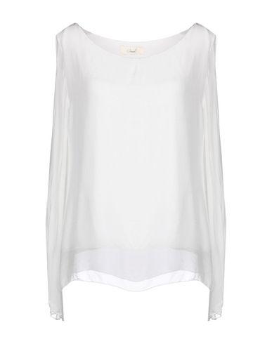 Фото - Женскую блузку CROCHÈ белого цвета