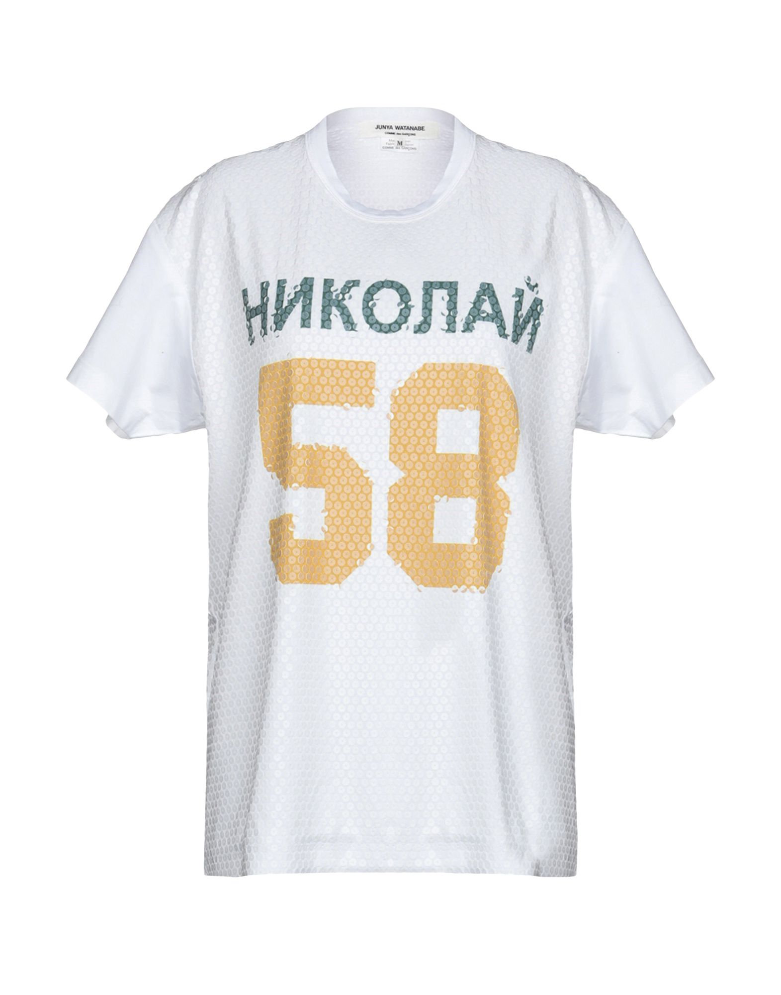JUNYA WATANABE COMME des GARÇONS Футболка junya watanabe comme des garçons футболка
