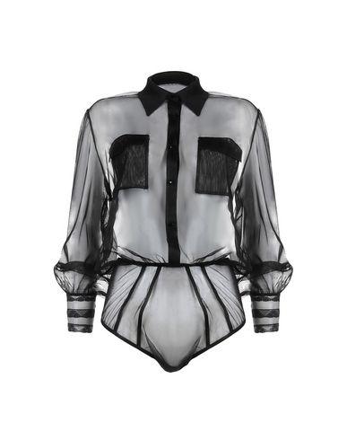 Фото - Pубашка от CHARO RUIZ IBIZA черного цвета