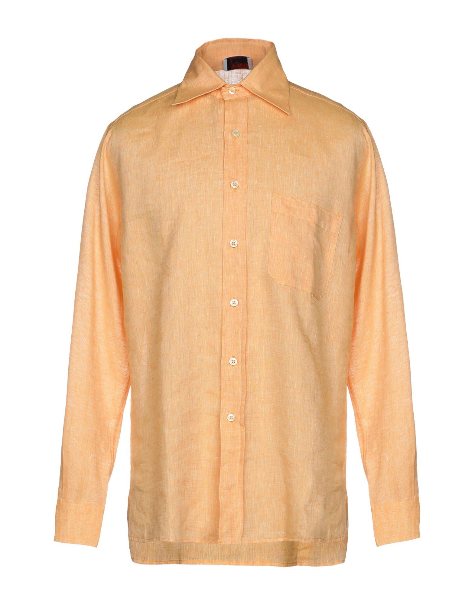 GRAN SASSO per ARNOLD Pубашка gran sasso pубашка