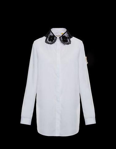 MONCLER CAMISA - Camisas de manga larga - mujer