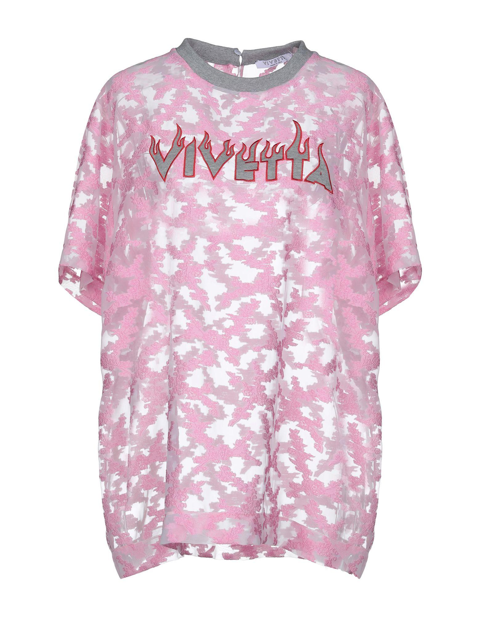 VIVETTA Блузка vivetta футболка
