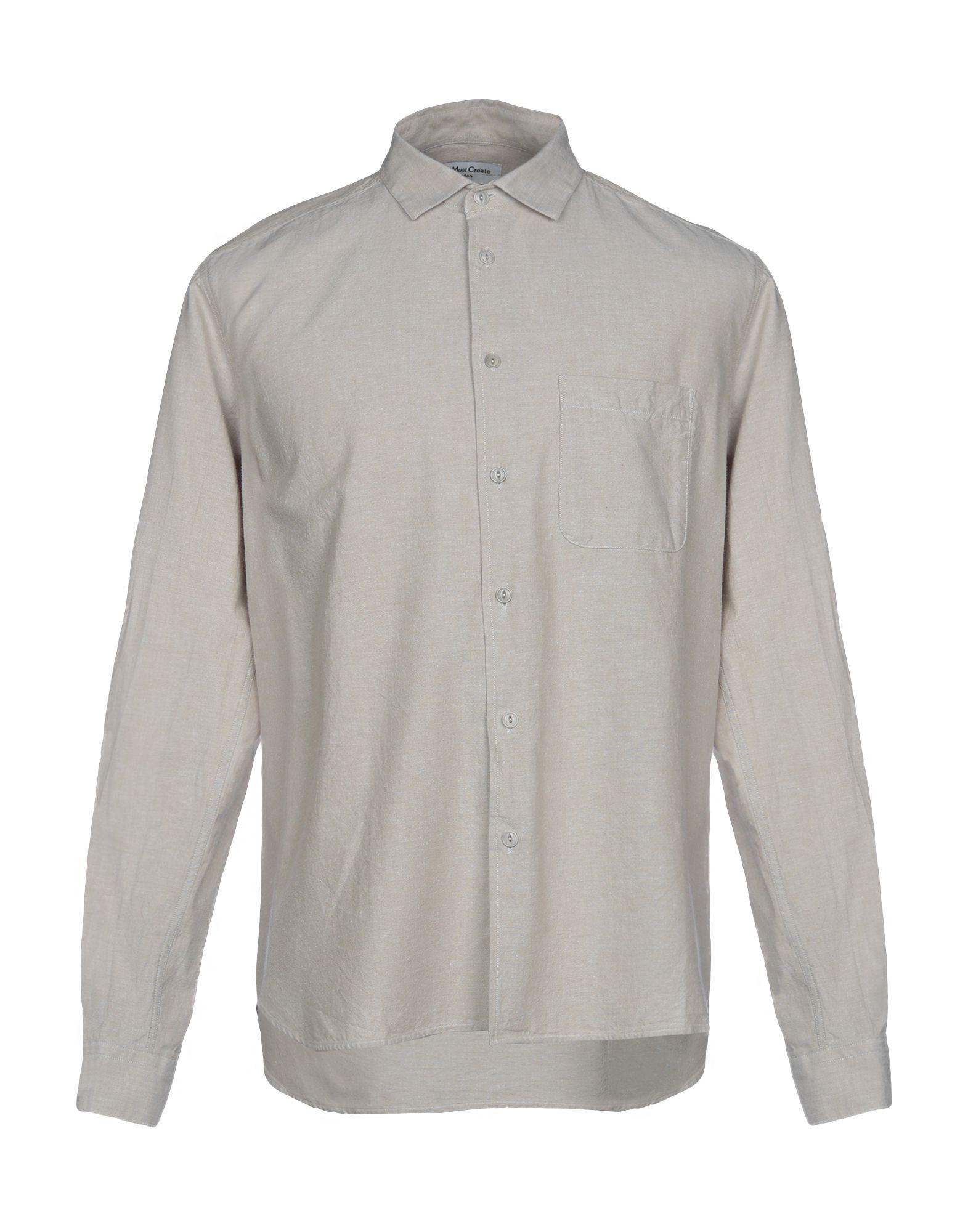 YMC YOU MUST CREATE Pубашка недорго, оригинальная цена