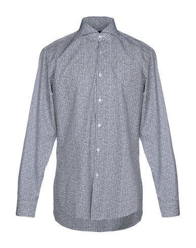 Фото - Pубашка от BOSS BLACK синего цвета