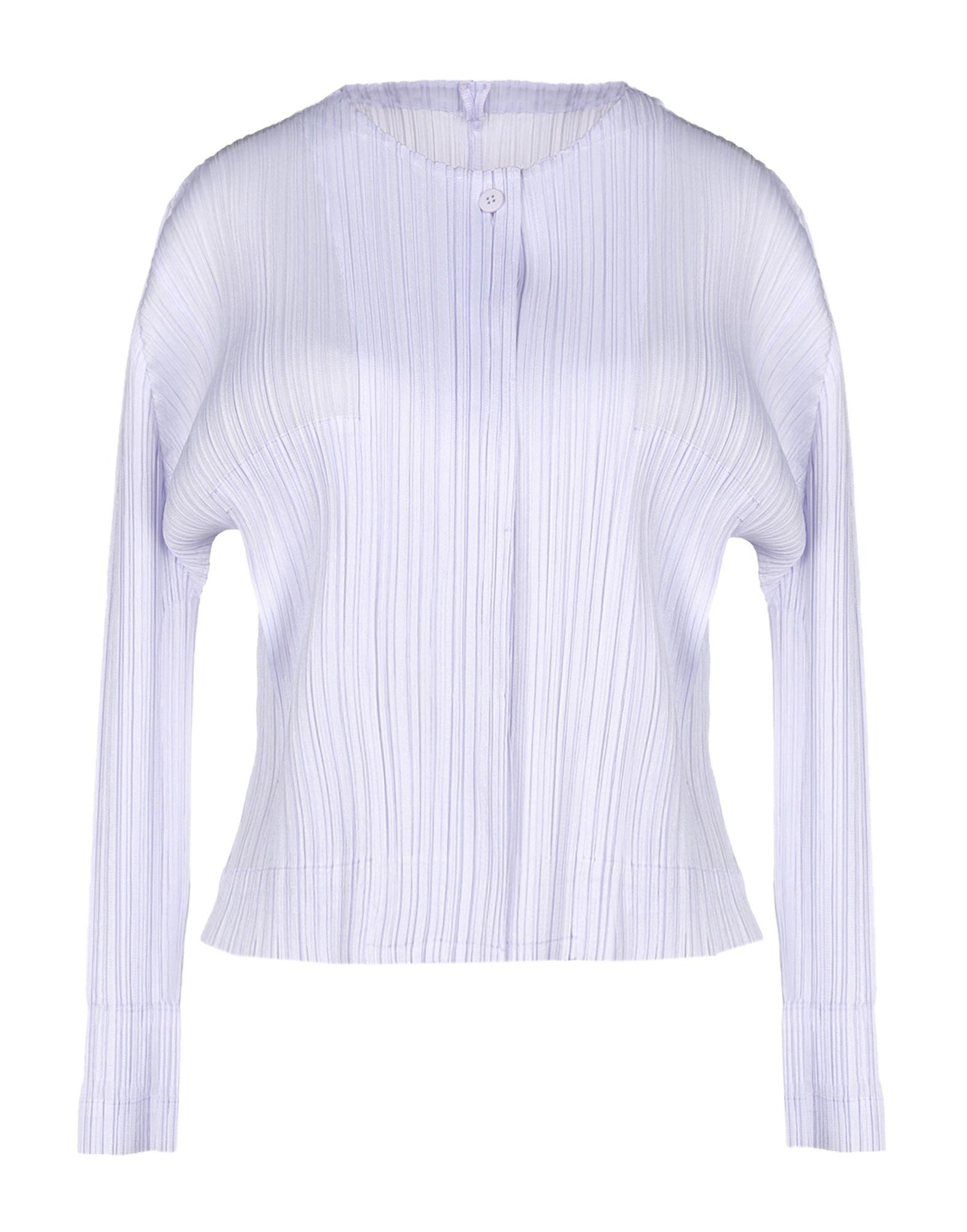 PLEATS PLEASE ISSEY MIYAKE Pубашка half sleeves scoop neck pleats lace up prom dress