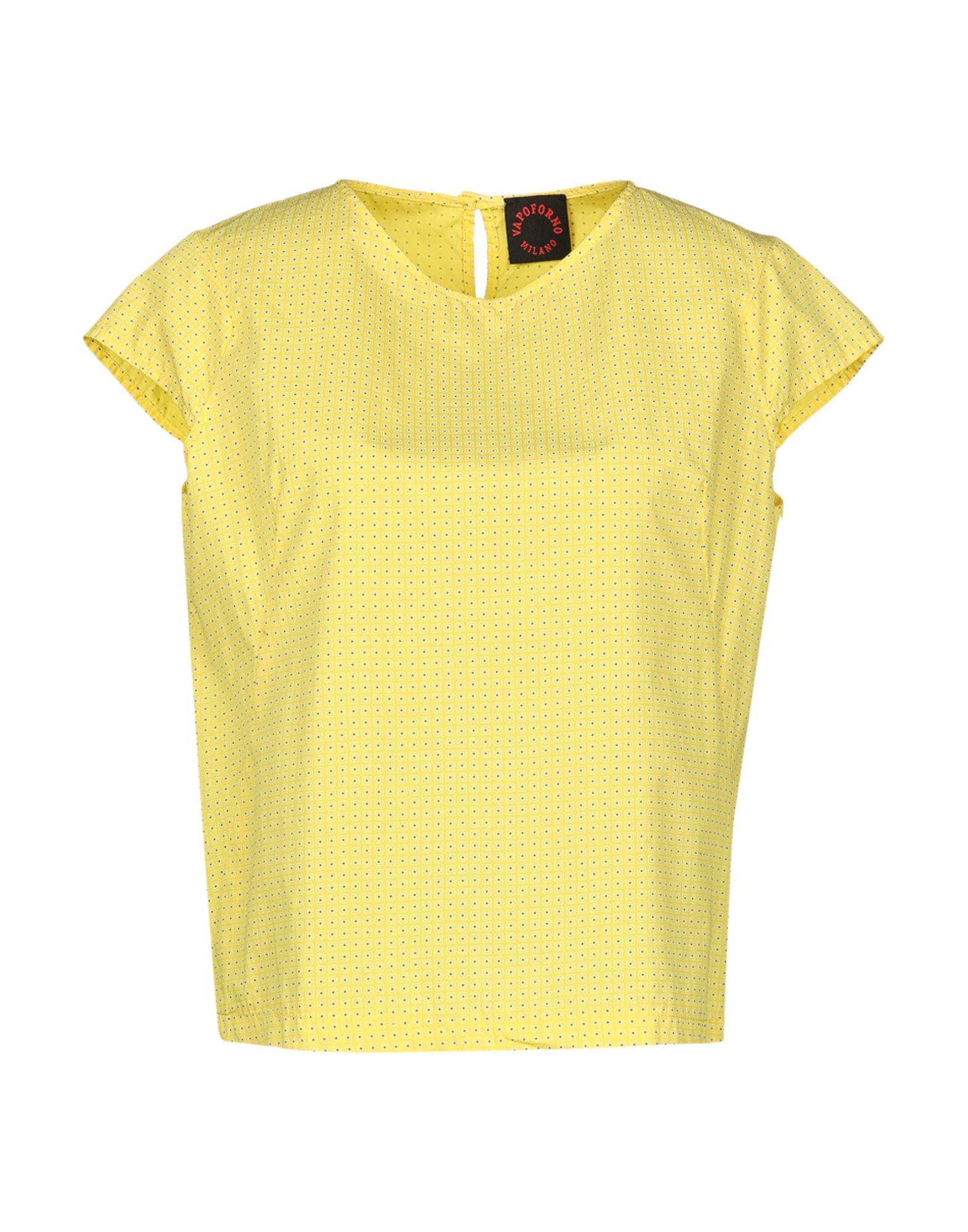 VAPOFORNO MILANO Блузка vapoforno milano куртка