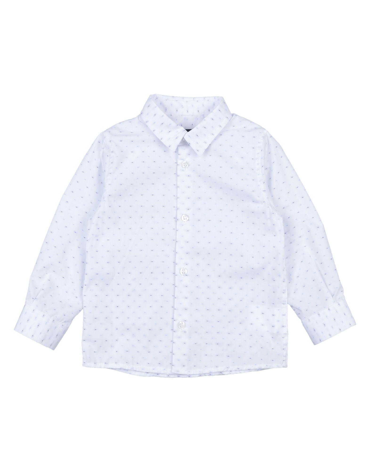 Living K Boy Kids' Shirts In White