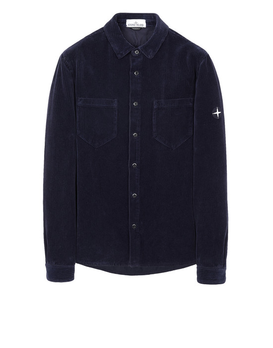 STONE ISLAND Long sleeve shirt 11239 CORDUROY