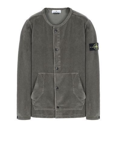 STONE ISLAND OVER SHIRT 10939 CORDUROY