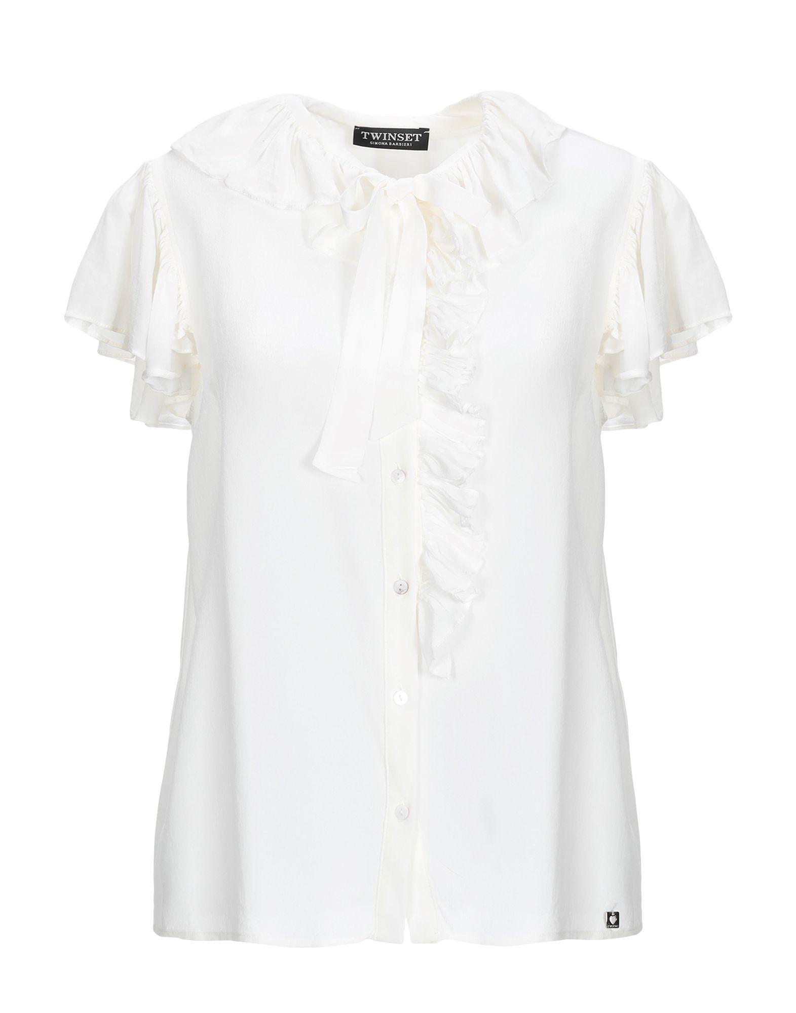 TWINSET Pубашка цена 2017